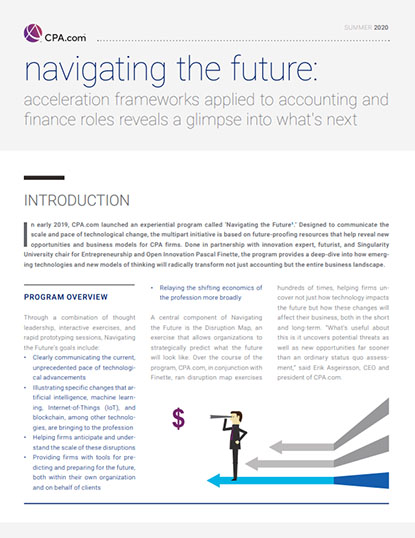 2020 Navigating the Future Report