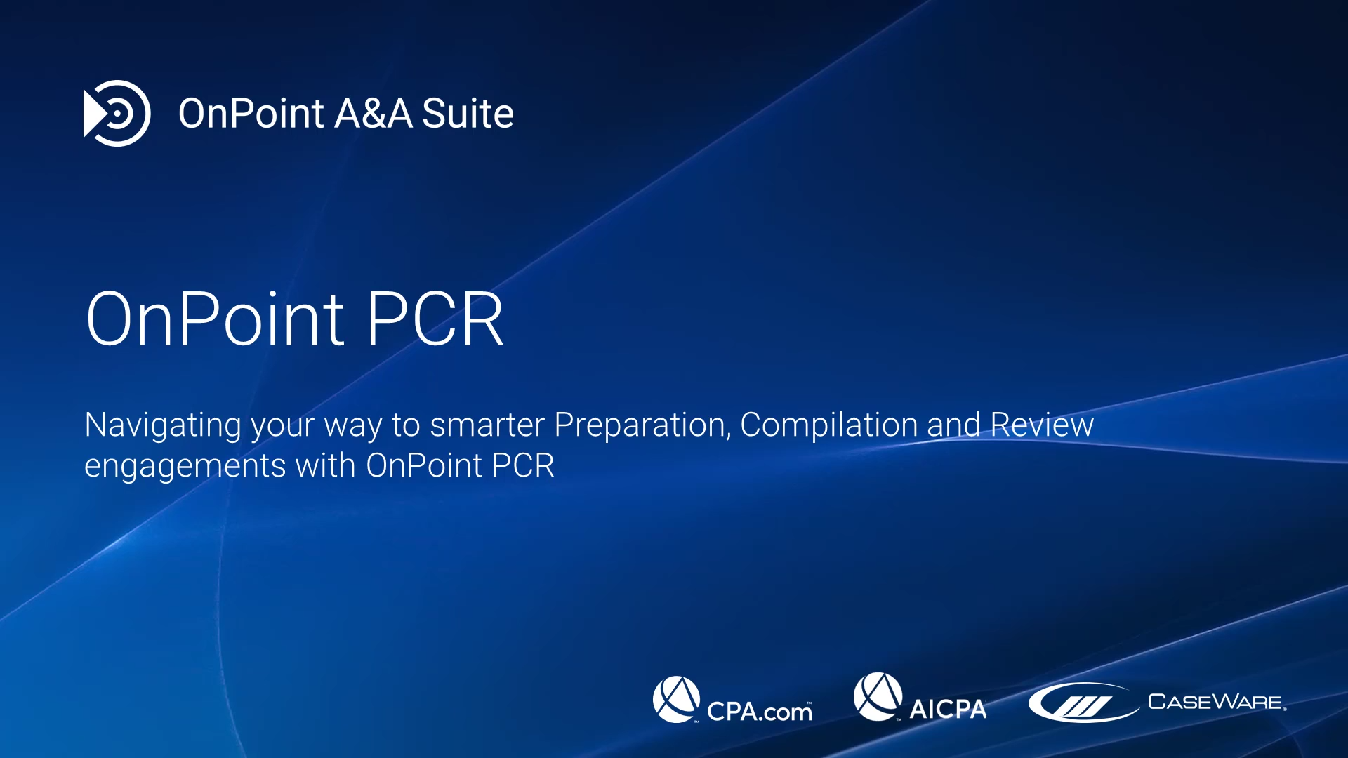 OnPoint PCR - Product Tour